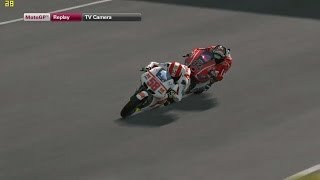 MotoGP 13 Gameplay Real Marco Simoncelli RC212V