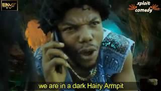 Whem The Armpit is too bushy (Xploit Comedy)