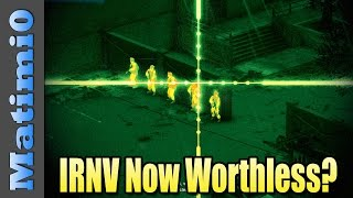 IRNV Scope is Now Worthless? - Patch Update - Battlefield 4
