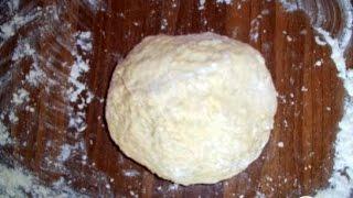 Великолепное пельменное тесто на ряженке
