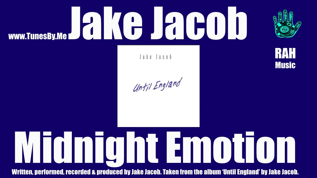 Jake Jacob - Midnight Emotion.