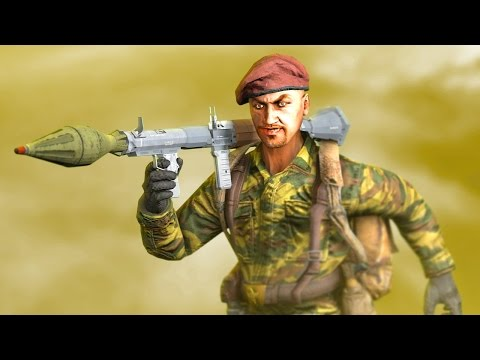 CRAZIEST RPG TROLL | Infinite Warfare Funny Moments