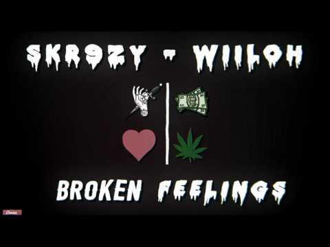 skr9zy x wiiloh - broken feelings