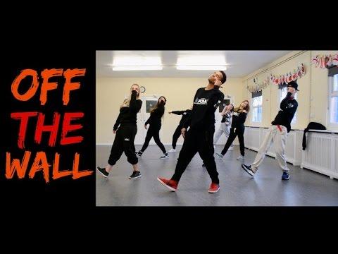 Michael Jackson - Off The Wall Locking...