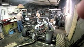 Réglage sur banc de puissance d'un K20A Honda stage 2 de 298ch !