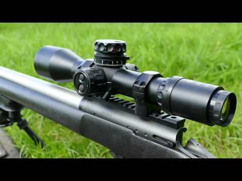 IOR Lutaz 3-25x50 scope. This or the Recon and why?