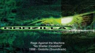 Rage Against the Machine - No Shelter (Godzilla)