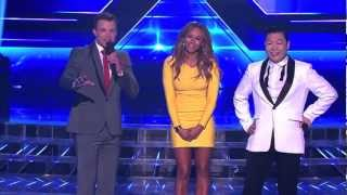 Repeat youtube video PSY - Performs on 'The X-Factor Australia'