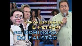 Uma doideira só, o Petráki contando porque o vídeo da participação ...