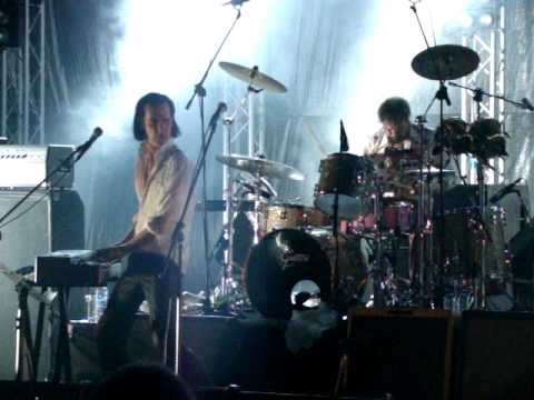 Grinderman - Man On The Moon(Live @ Terra Vibe Park, 06-07-2011 Athens)