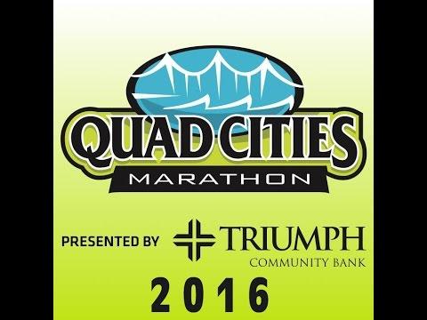 Quad Cities Marathon 2016