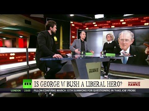 [428] George W. Bush Liberal Hero?!? And U.S. Islamophobia's Patient Zero