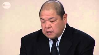 日本相撲協会は3日、東京・両国国技館で臨時理事会を開き、大相撲八百...