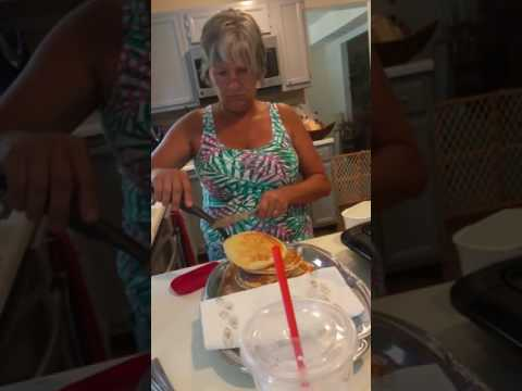 Mom's reaction to hearing Nicki Minaj song for the first time...HILARIOUS!!!!!!