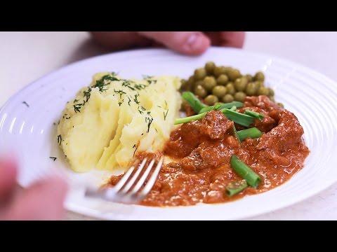 Салаты из говядины рецепты