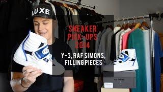 Sneaker Pickups 2014: Y-3, Raf Simons, Filling Pieces Thumbnail