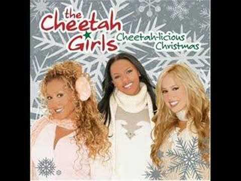The Cheetah Girls-The Perfect Christmas( lyrics )