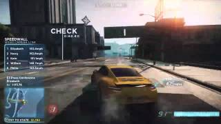 Need for Speed: Most Wanted 2012 E3 first Gameplay 6 Minutes