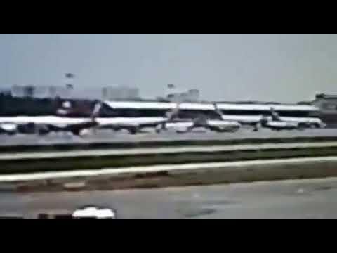 Видео приземления супер
