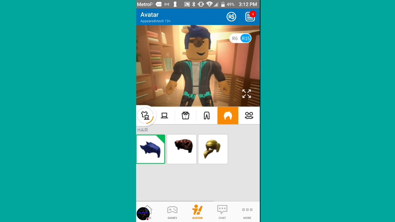 How To Customize Your Roblox Character On Xbox One Ver 2 Youtube