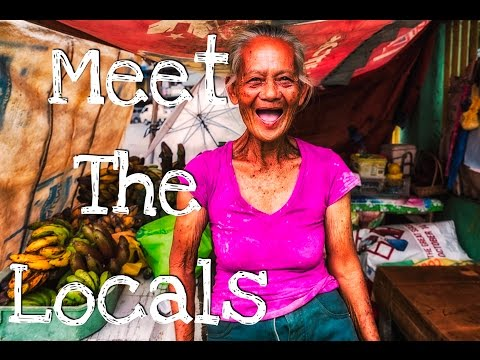 Meet the Locals: Cebu Taboan Market and Fort San Pedro | Philippines Travel Vlog Day 4