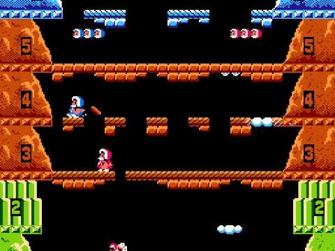 [TAS] NES Ice Climber by Alyosha in 18:26.39