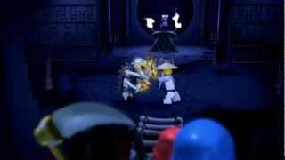 Ninjago Soundtrack - Sensei Wu Vs. Samukai