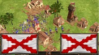 SSSSpanish RODELERO RUN by Aizamk & LordRaphael! [Age of Empires 3]