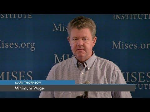 Minimum Wage | Mark Thornton