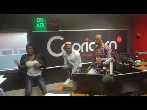 Limpopo Boy Bujwa live at Capricorn Fm