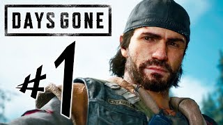 DAYS GONE   Parte 1 O Apocalipse De Deacon  PS4 Pro   Playthrough