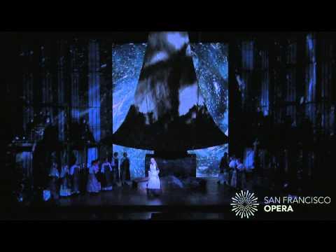 The Flying Dutchman 7 Minute Highlights - San Francisco Opera (2013)