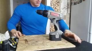 разбор и ремонт муфты Интерскол ДА-12ЭР-01