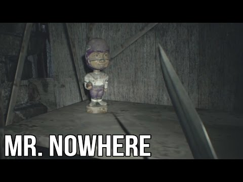 All 20 Mr. Everywhere Locations - Mr. Nowhere Trophy Guide - Resident Evil 7