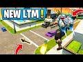 *NEW* Fortnite Fly Explosives LTM!   JETPACK Mode Gameplay!
