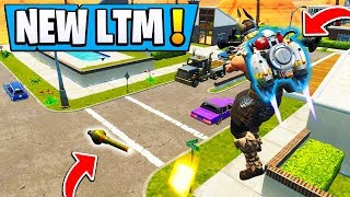 *NEW* Fortnite Fly Explosives LTM! | JETPACK Mode Gameplay!