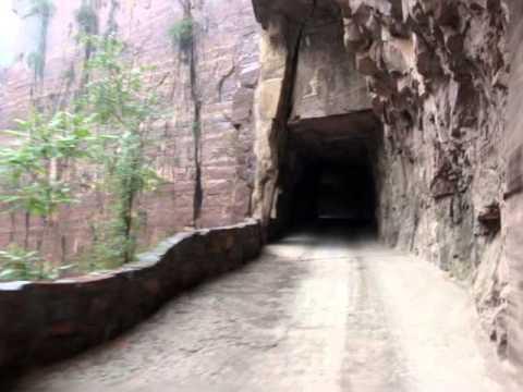 Guoliang tunnel, Henan, China