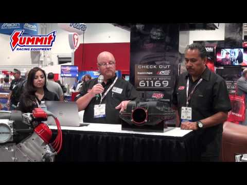 MSD Atomic Airforce LS Intake Manifold - New Product from SEMA 2014