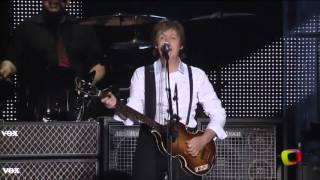 Paul McCartney - A Day in the Life/Give Peace a Chance (Rio de Janeiro 2011)