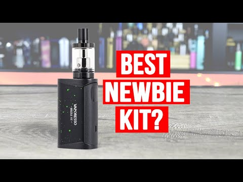 Vaporesso Drizzle Fit Review - BEST KIT FOR NEWBIES? ✌️🚭