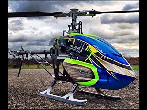 LYNX Blade 550