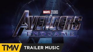 Avengers 4 End Game - Official Trailer Music | Audiomachine - So Say We All