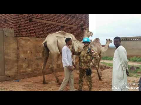 KONGA XXXV-B UNAMID DARFUR, My Trip in Patrol