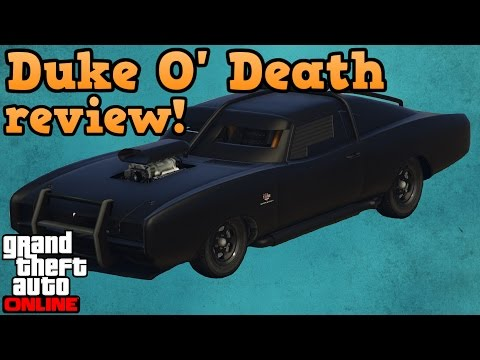 Duke O' Death review! - GTA online guides!