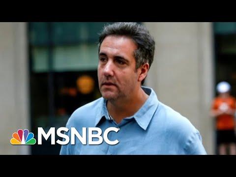 New York Times: Michael Cohen Hires Lanny Davis | Hardball | MSNBC