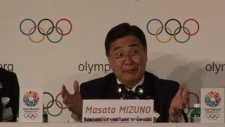 Candidates for 2020 Olympics out to impress IOC