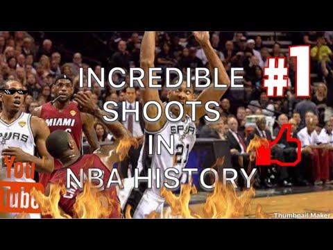 Nba unbelievable shots in nba history