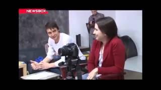 Как проходит кастинг. Репортаж о съемках сериала Наш Двор   телеканал Music Box Russia