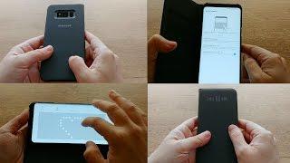 Galaxy S8 Plus LED VIEW COVER Español