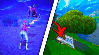 FORTNITE GLITCHES SEASON 5 - NEW UNDER MAP GLITCH METHOD WORKING - Fortnite Wallbreach Glitch